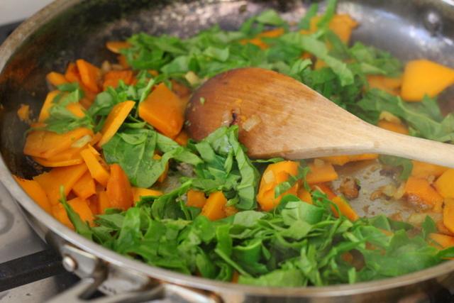 Cooking_warrigal_greens