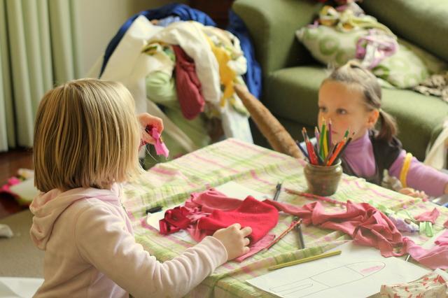Kids crafternoon 5