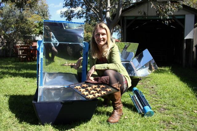 Sun cooking australia solar ovens