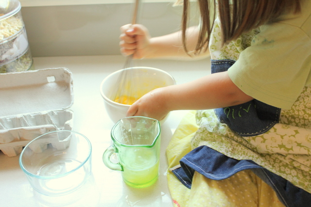 Little eco cooking