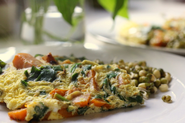 Warrigal_greens_fritatta