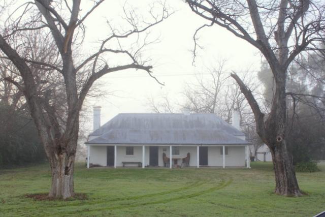 The-white-house-on-sunrise