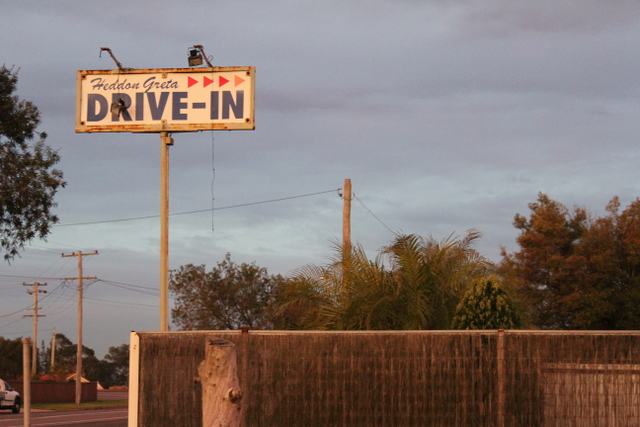 Heddon greta drive-in hunter valley