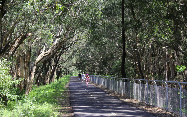 Cycling Fernleigh Tack  5