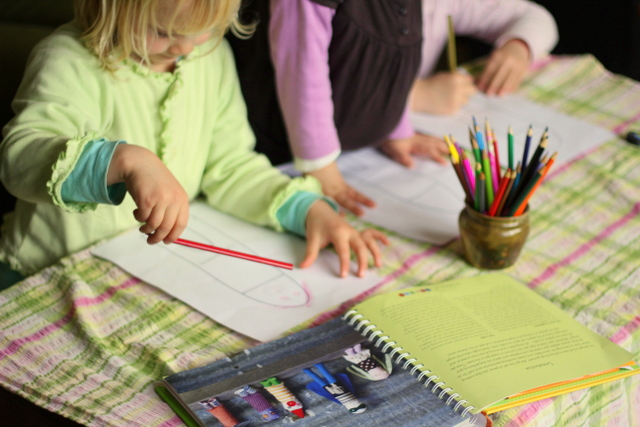 Kids crafternoon 3