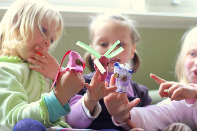 Kids crafternoon 7