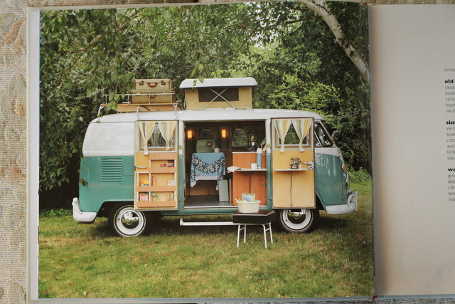 My Cool Campervan book 1A