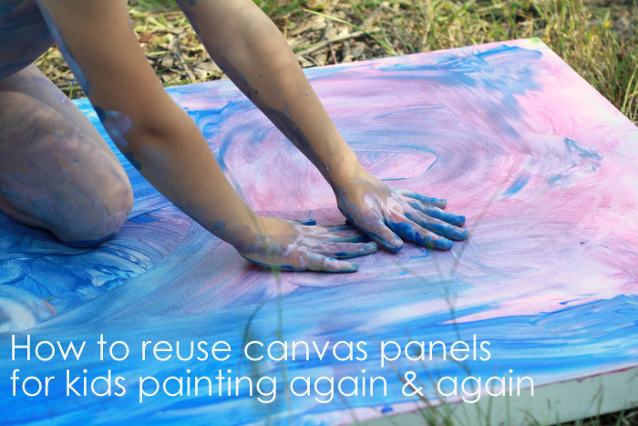 How-to-reuse-canvas-for-kids-art-little-eco-footprints