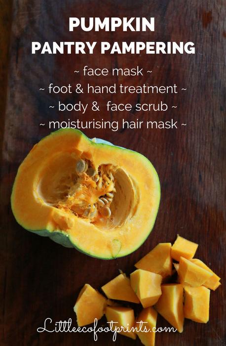Pumpkin-pantry-pampering-recipes-Little Eco Footprints