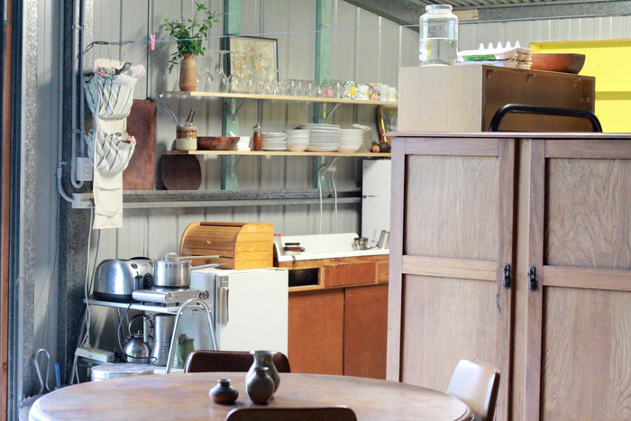 Our Shed Home Kitchen And Dining Room. Little Eco Footprints