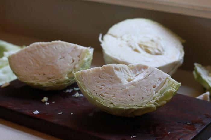 How to make sauerkraut 3. Little eco footprints