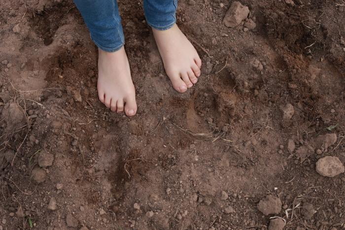 Anhourinthegardeneachday. little eco footprints 2
