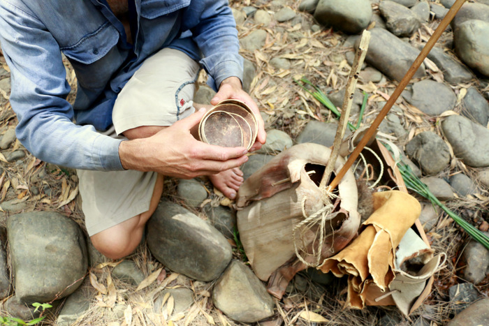 Wildcraft Australia Sam's bush tea set. Little eco footprints