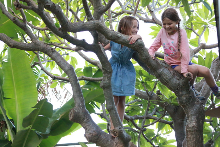 Its important to allow children time to simply play. Little eco footprints
